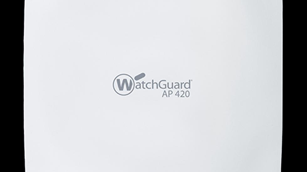 WatchGuard AP420 og 1-år Secure Wi-Fi