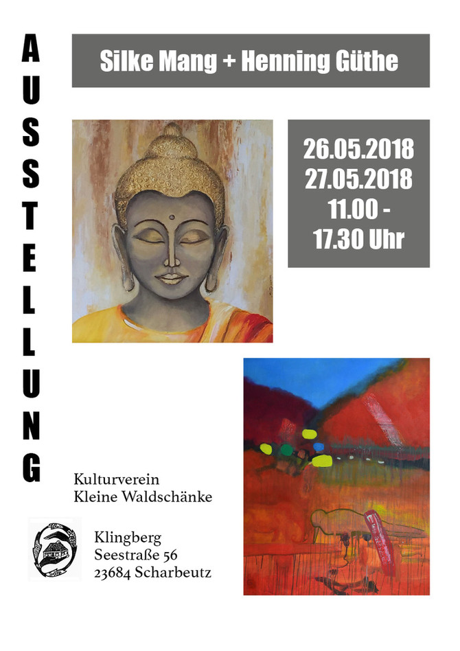 Gemeinschaftsausstellung Kleine Waldschänke Klingberg