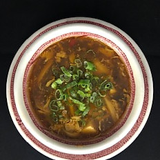 8. Hot and Sour Soup