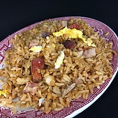 52. Roast Pork Fried Rice