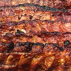 16. Large Order Barbecued Spare Ribs