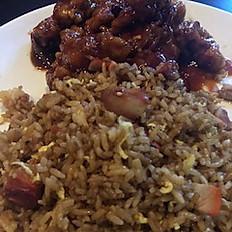 #3 General Tso's Chicken