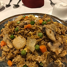 51. Vegetable Fried Rice