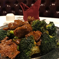 71. Beef with Broccoli