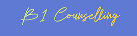 B1 Counselling - Cognitive Behaviour The