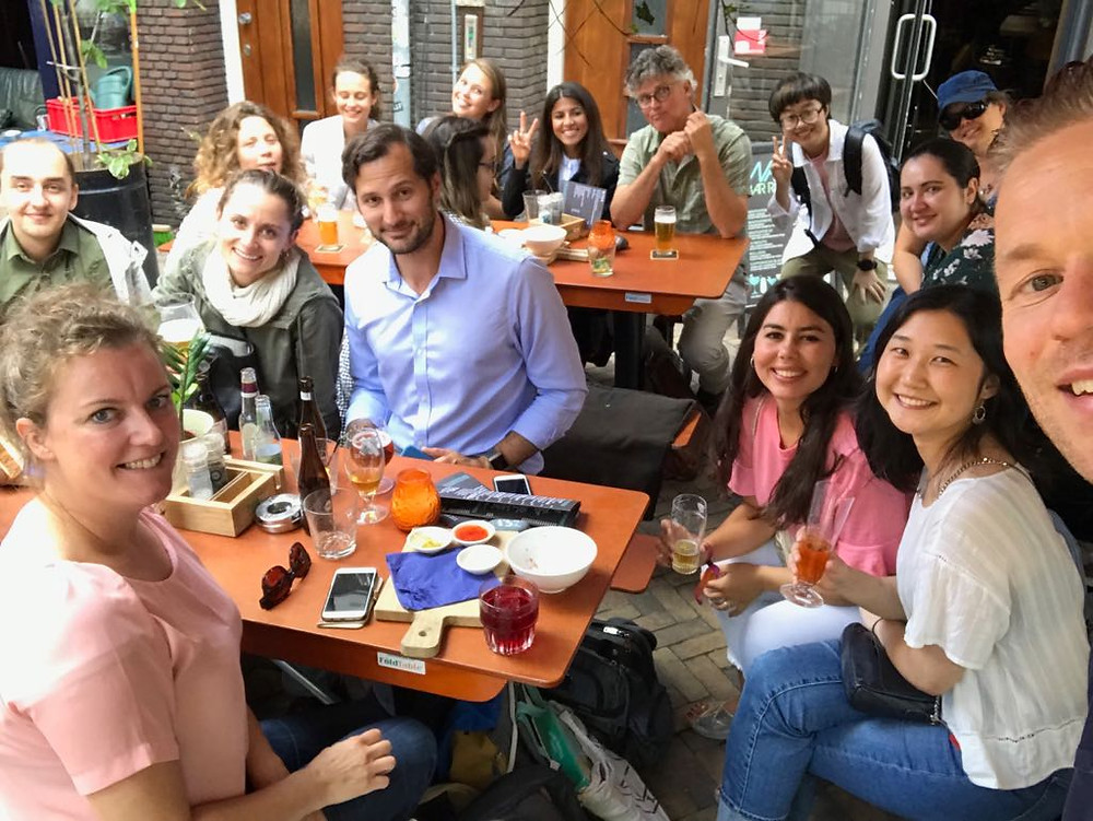 Utrecht summer school 2018 Multicultural Communications