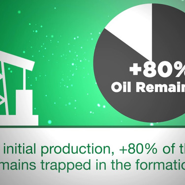 GreenZyme increased oil production