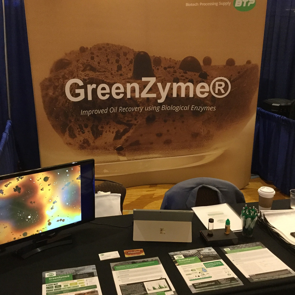 BTP GreenZyme® at the Western Regional Meeting California