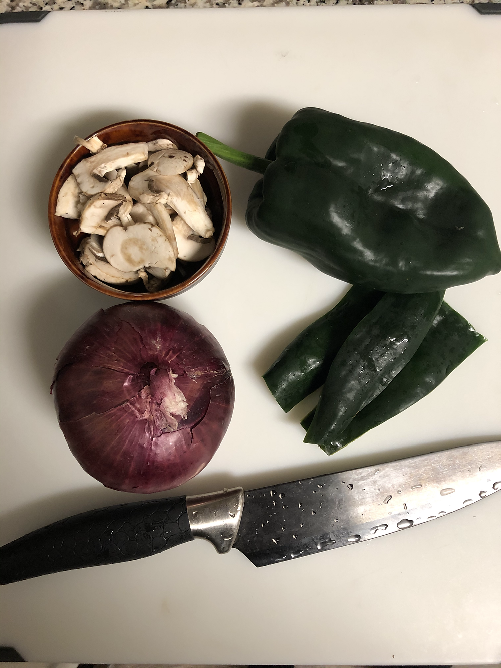 meal prepping and simple meal preparation ensures positive adaptation