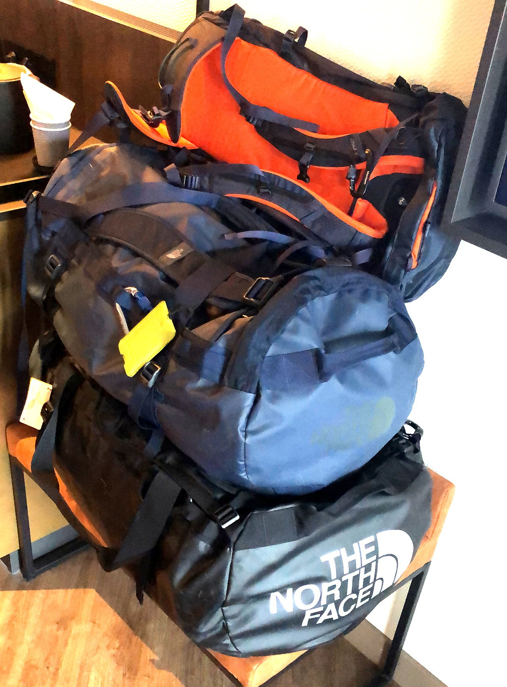 summer travel pack in masterdam june 2019