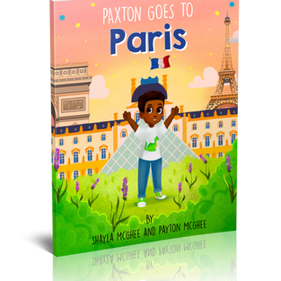 Paxton Goes to Paris