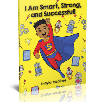 I Am Smart, Strong, and Successful Coloring and Activity Book