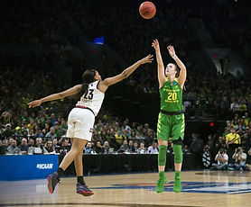 The Liberty, who entered the night with a 44 percent chance at the top slot, won the WNBA Draft Lottery Tuesday and the right to draft Sabrina Ionescu, the all-time collegiate triple-double leader.