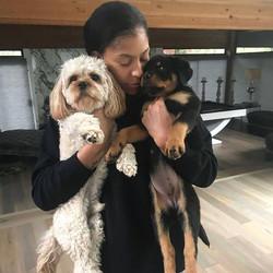 Candace Parker, Ace and Nahla