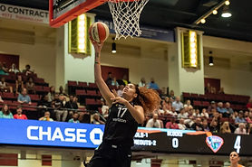 The 2019 FIBA Women's EuroBasket tournament shouldered its way into the first third of the WNBA season, borrowing players with national commitments from June 27 to July 7.