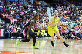 The Seattle Storm's hopes of repeating in 2019 were already all but dashed by the time the season tipped off.