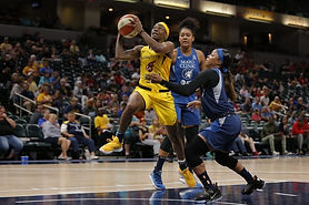All too quickly, the WNBA has hit the All-Star break. After everyone recovers and rests up, it's go time: a six-week push to the end of the regular season.