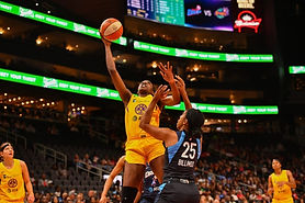 Undercut by the controversial semifinal sweep that saw first-year coach Derek Fisher all but bench a healthy Candace Parker and long-time GM Penny Toler lose her job after a profanity-filled locker room speech, much of 2019 was actually a success for the Los Angeles Sparks.