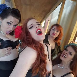More from this gorgeous lot!!! Bambi Bang Bang Bonnie Knockers Miranda Lee