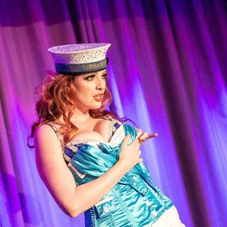 Presenting my fabulous Sailor Boy act!