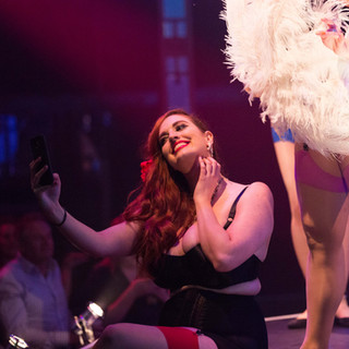 The House Of Burlesque 10 Year Revue Show!