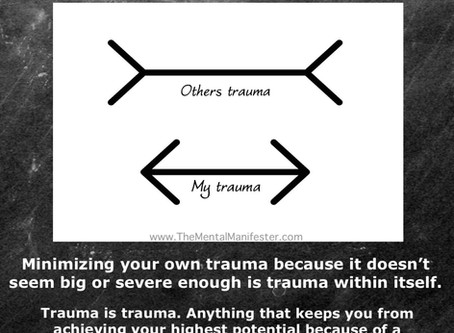 Minimizing Your Own Trauma