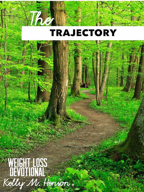The Trajectory 14 Day weight loss Devotional