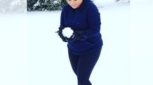 Danger in the snow