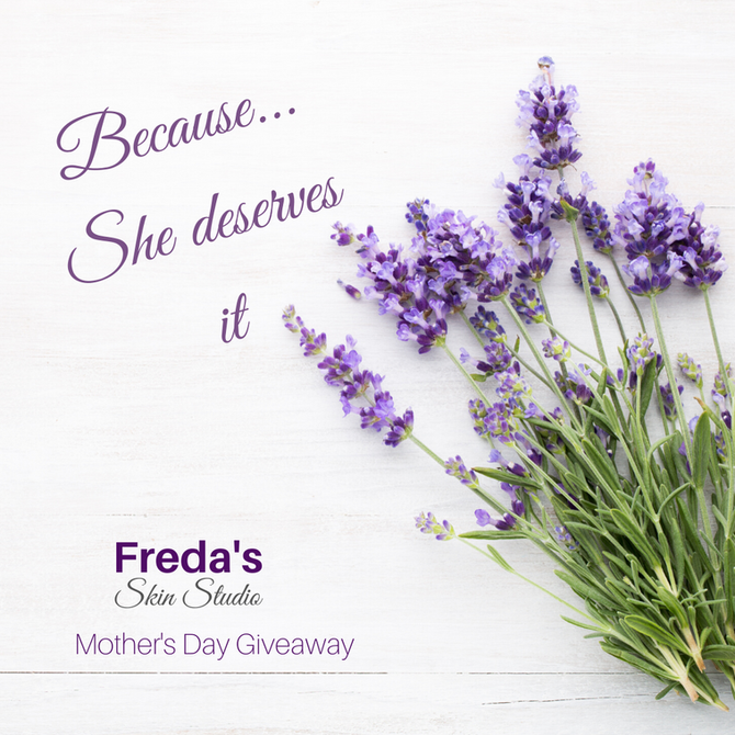 It's Mother's Day Giveaway time!