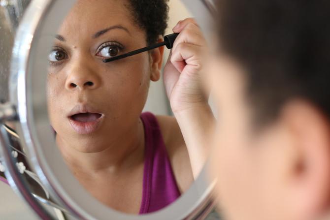 Do you have a mascara face?
