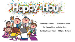 Happy Hour Slide