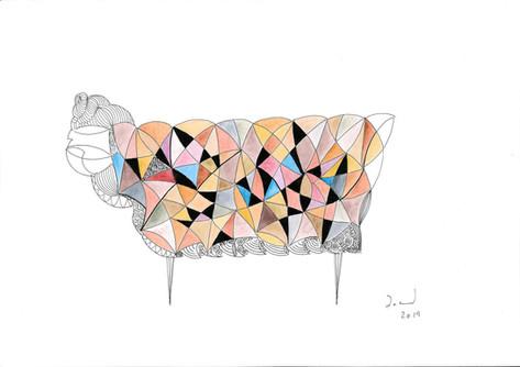 mouton_dessiné