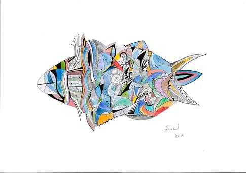 piscis sub-marinus