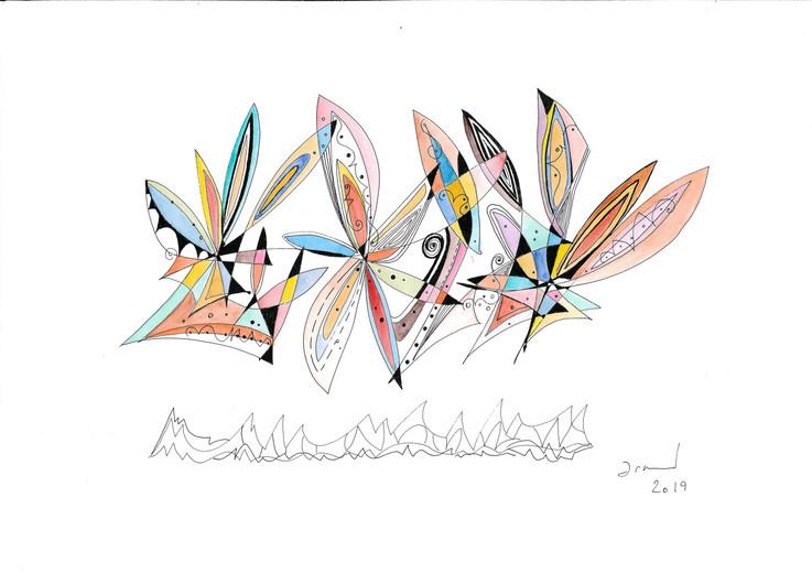 l'art de papillonner