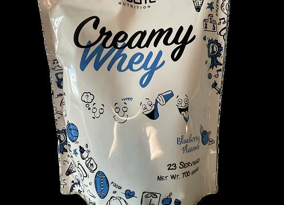 Evolite creamy whey protein