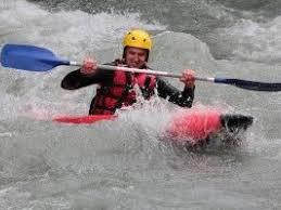 sport d'eaux vives