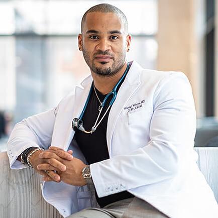 Dr. Nik Whyte