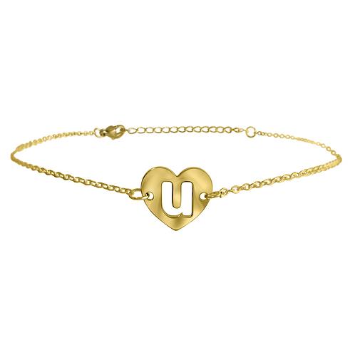 Take me with U bracelet
