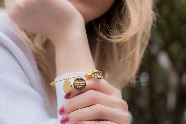 Memorial Charm Bracelet