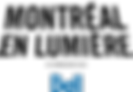 Logo Montréal en lumière