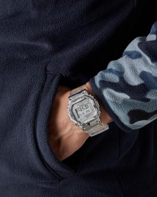 Casio G-Shock Sceleton Camo Wrist Shot 2