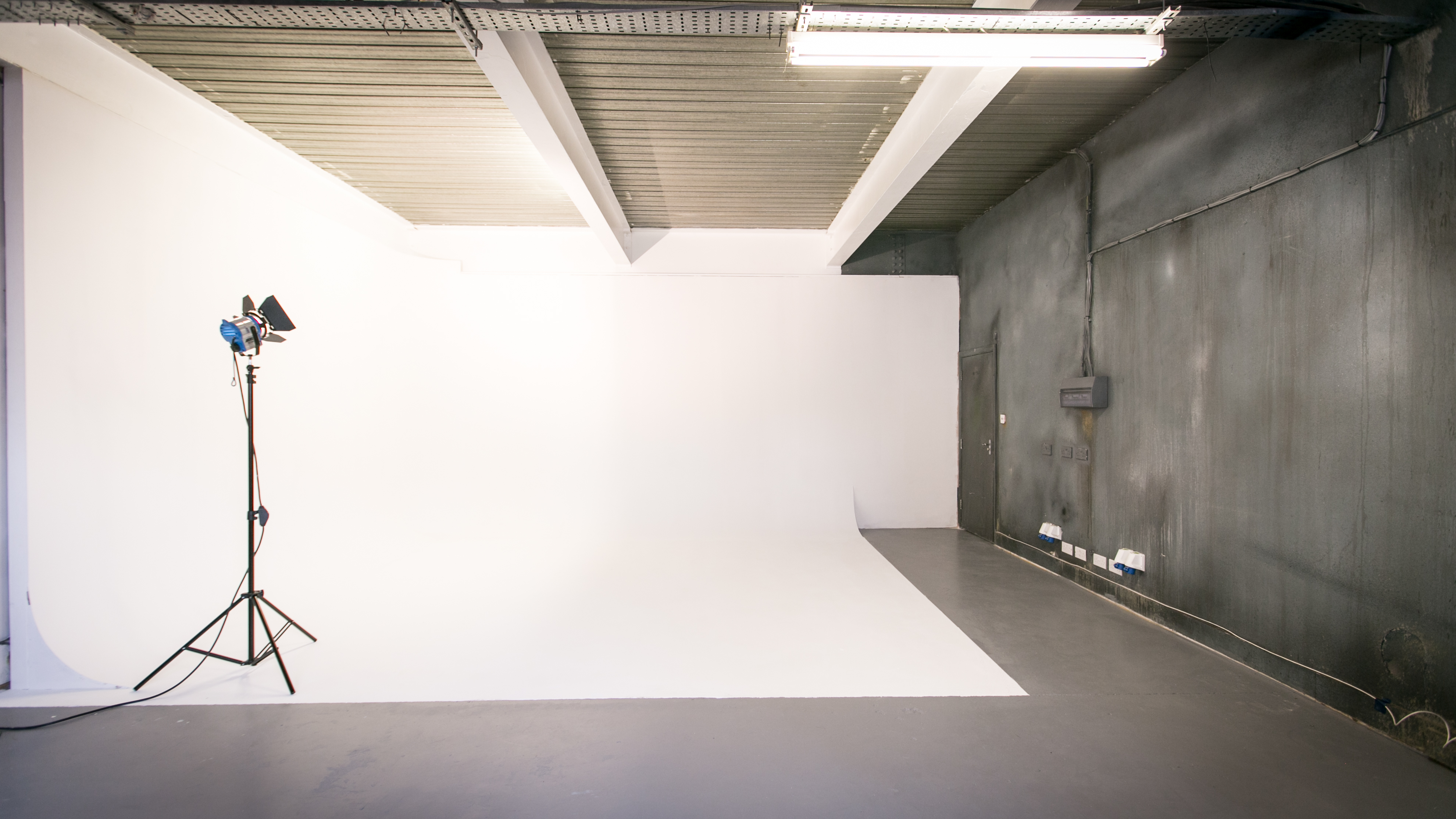 Shelford Place Studios Shoot area