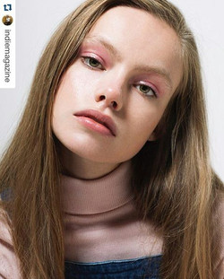 RP from _indiemagazine_Get to know _conniefurneaux our #modeltowatch of the week💕 read all about th
