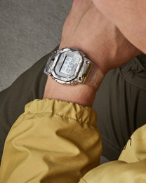 Casio G-Shock Sceleton Camo Wrist Shot 1