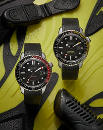 Bremont Diving Watches Product Photography