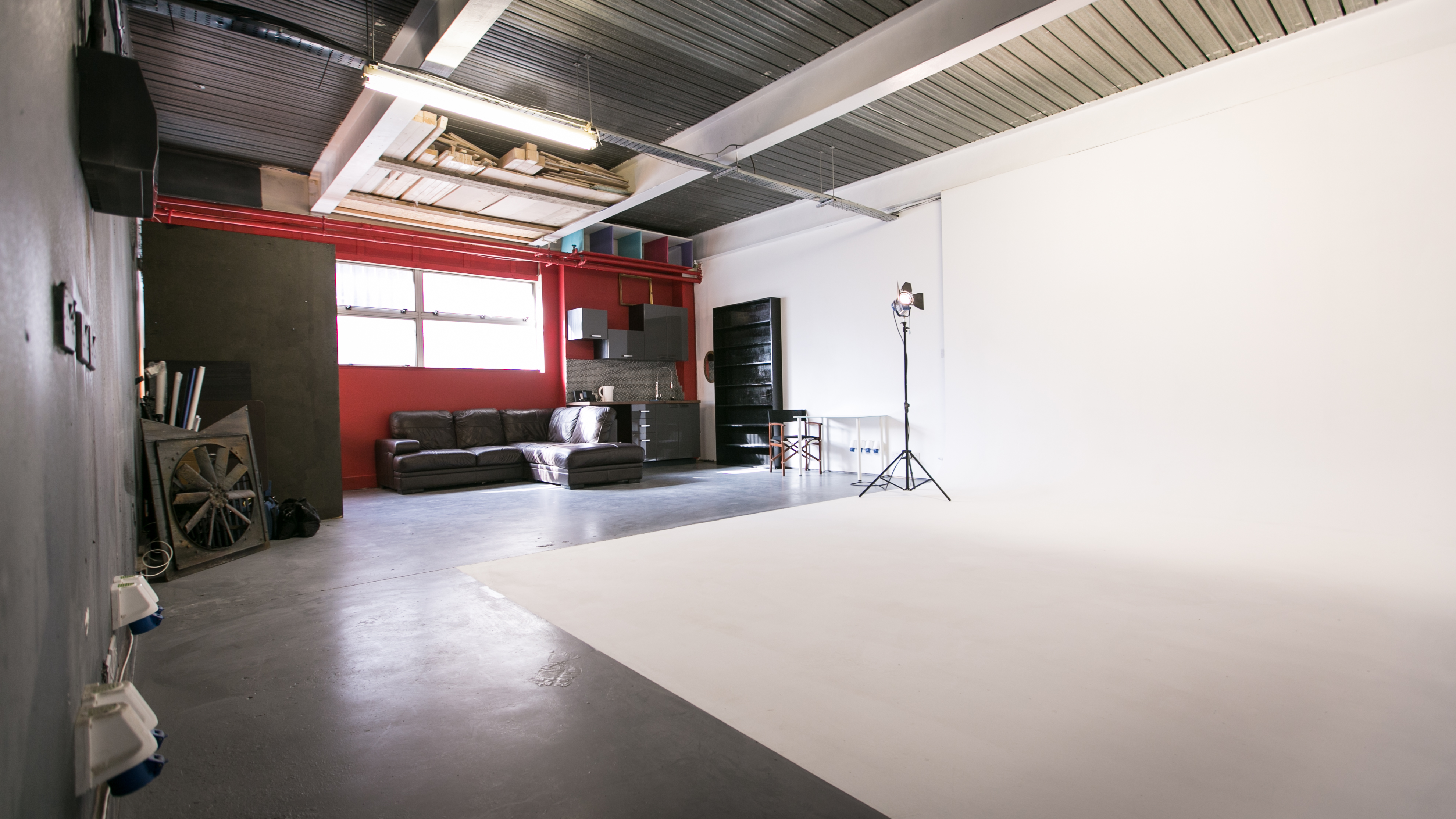 Shelford Place Studios Space