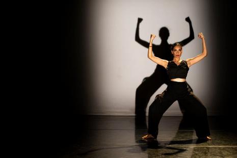Danser & choreograaf Poernima Gobardhan | (2021)