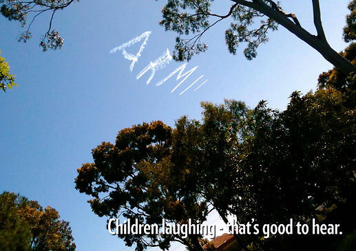 Stories from HOME: children's laughter (