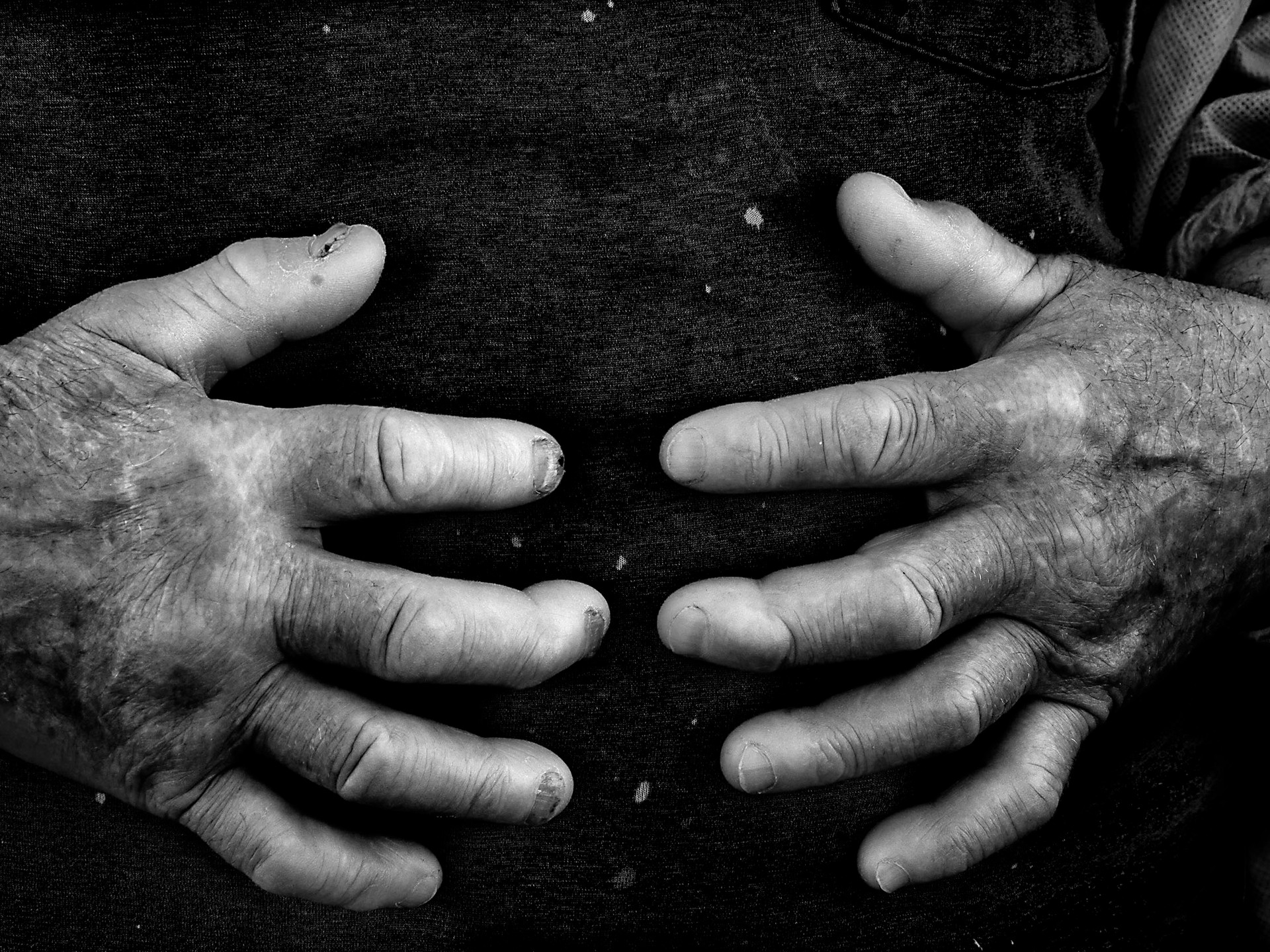 """the painful toil of our hands.""- Genesis 5:29"