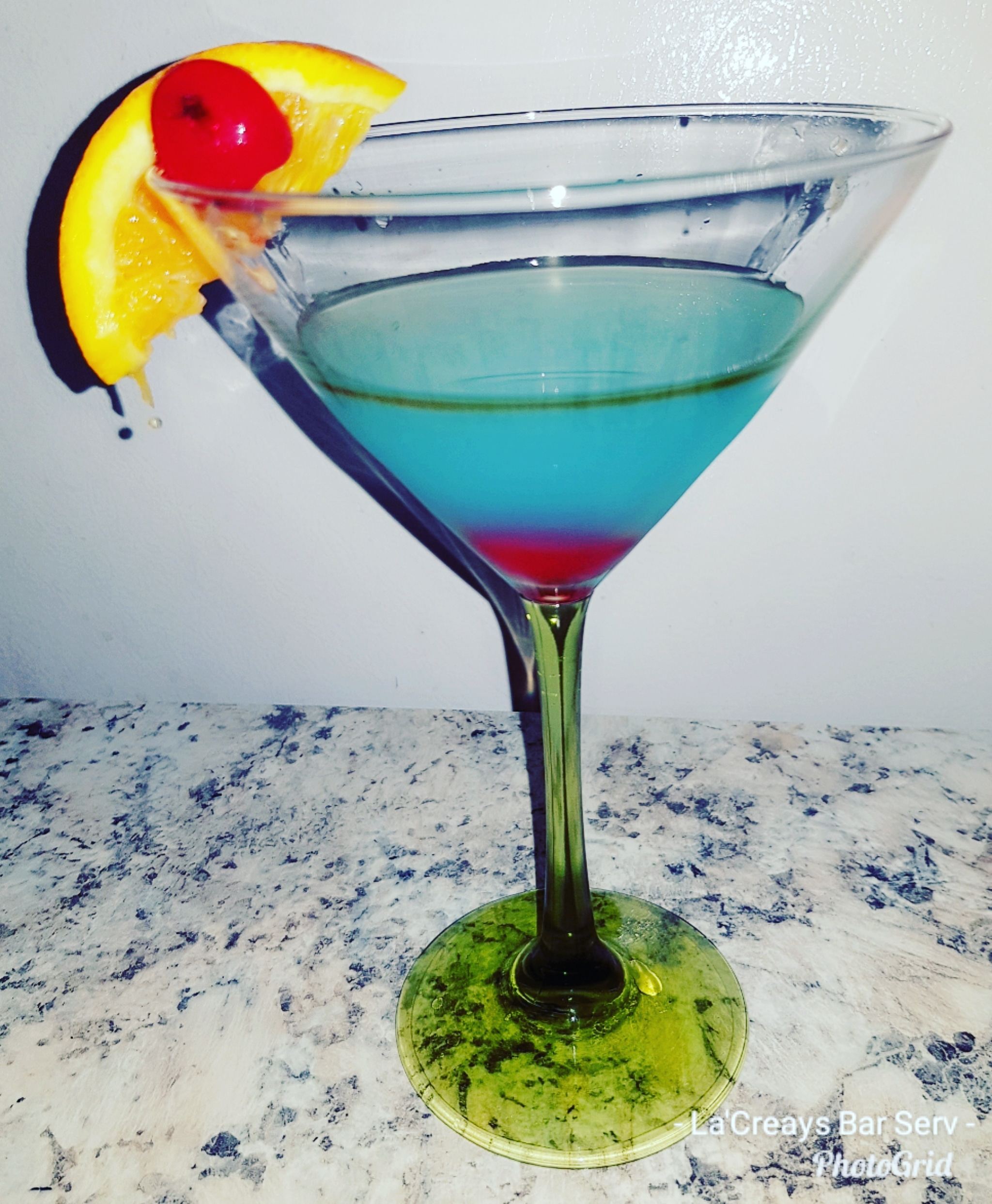 New cocktail